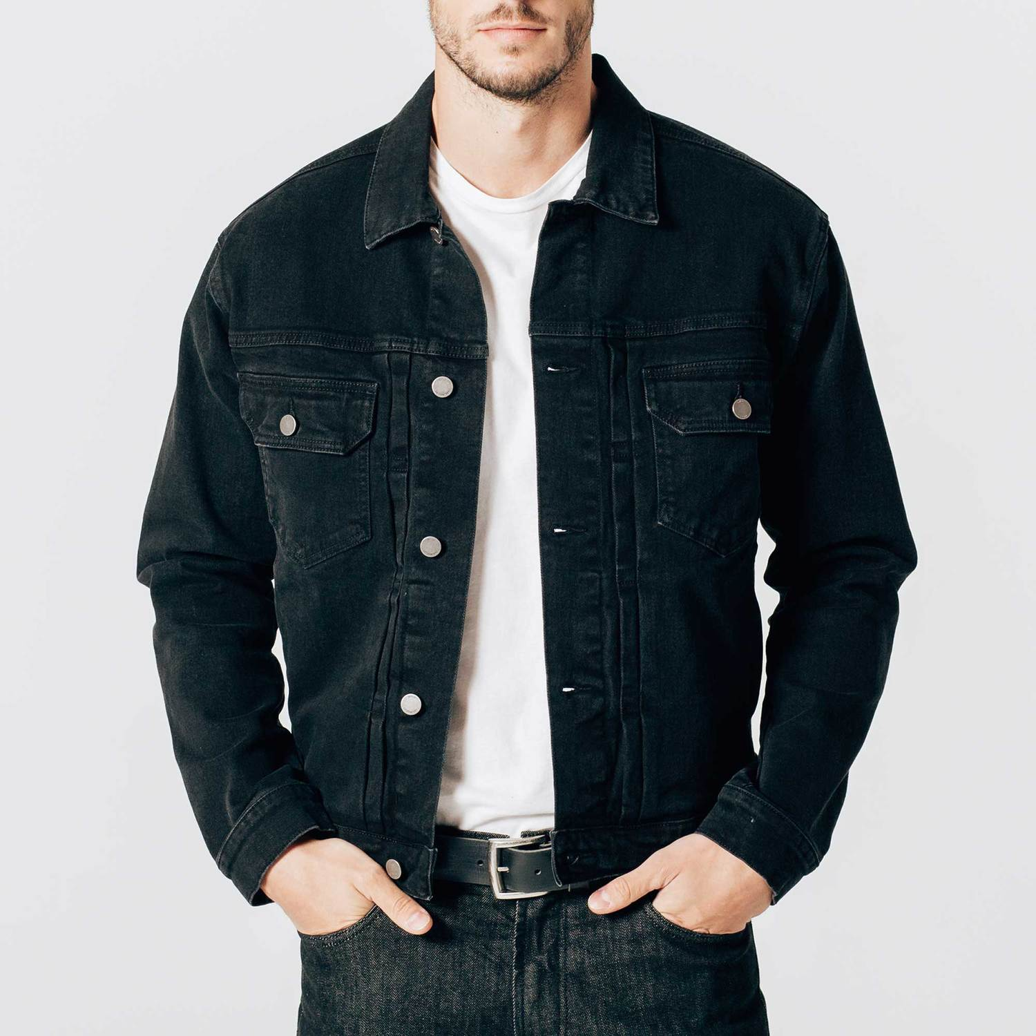 Free shipping and returns on Men's Denim Coats & Jackets at humorrmundiall.ga