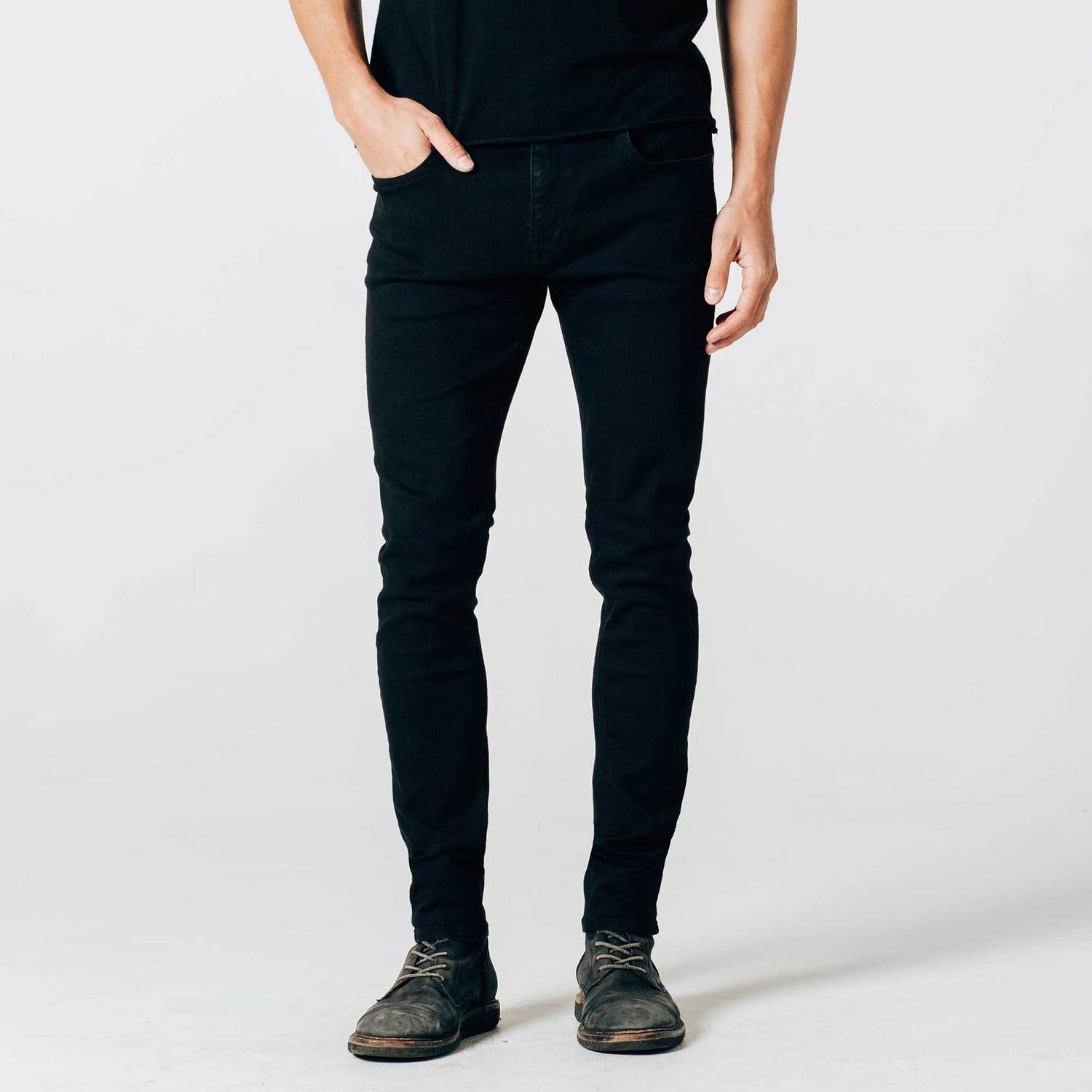 Men's Buckle Black Jeans. Buckle Black jeans for men are made with premium fabrics and finishes at understandable retails. The Buckle Black men's jean design team has created compelling and distinct product that resonates and is inspired by Buckle guests.