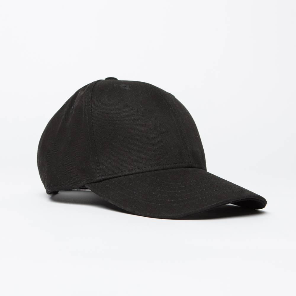 9727f640ba4 Twill Hat in Black ...