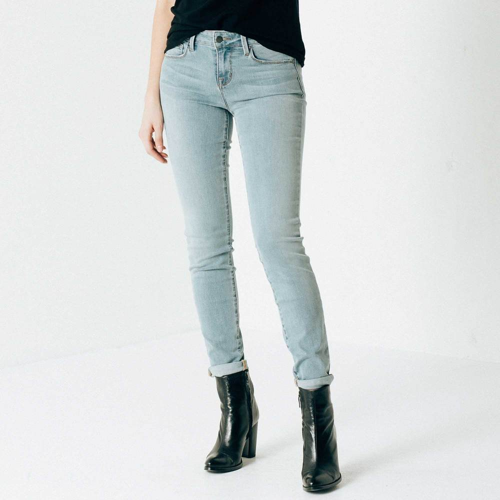 Womens Mid Rise Jeans | DSTLD