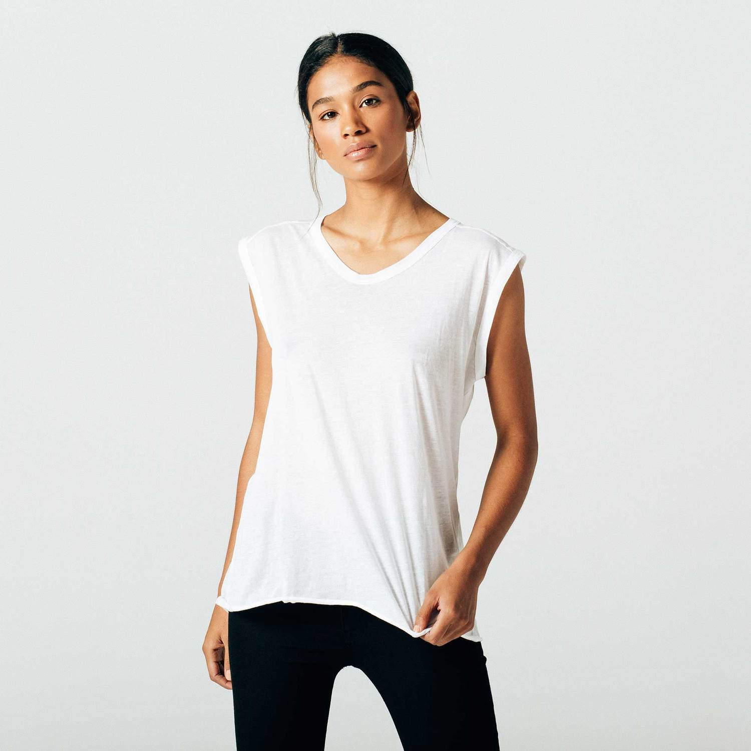 Shop now for great workout tank tops, graphic muscle tees, and just generally cool ladies graphic tees from your favorite brands like O'Neill, Others Follow, Volcom, and more. You'll be sure to find a t-shirt you'll love to wear and love to show off.