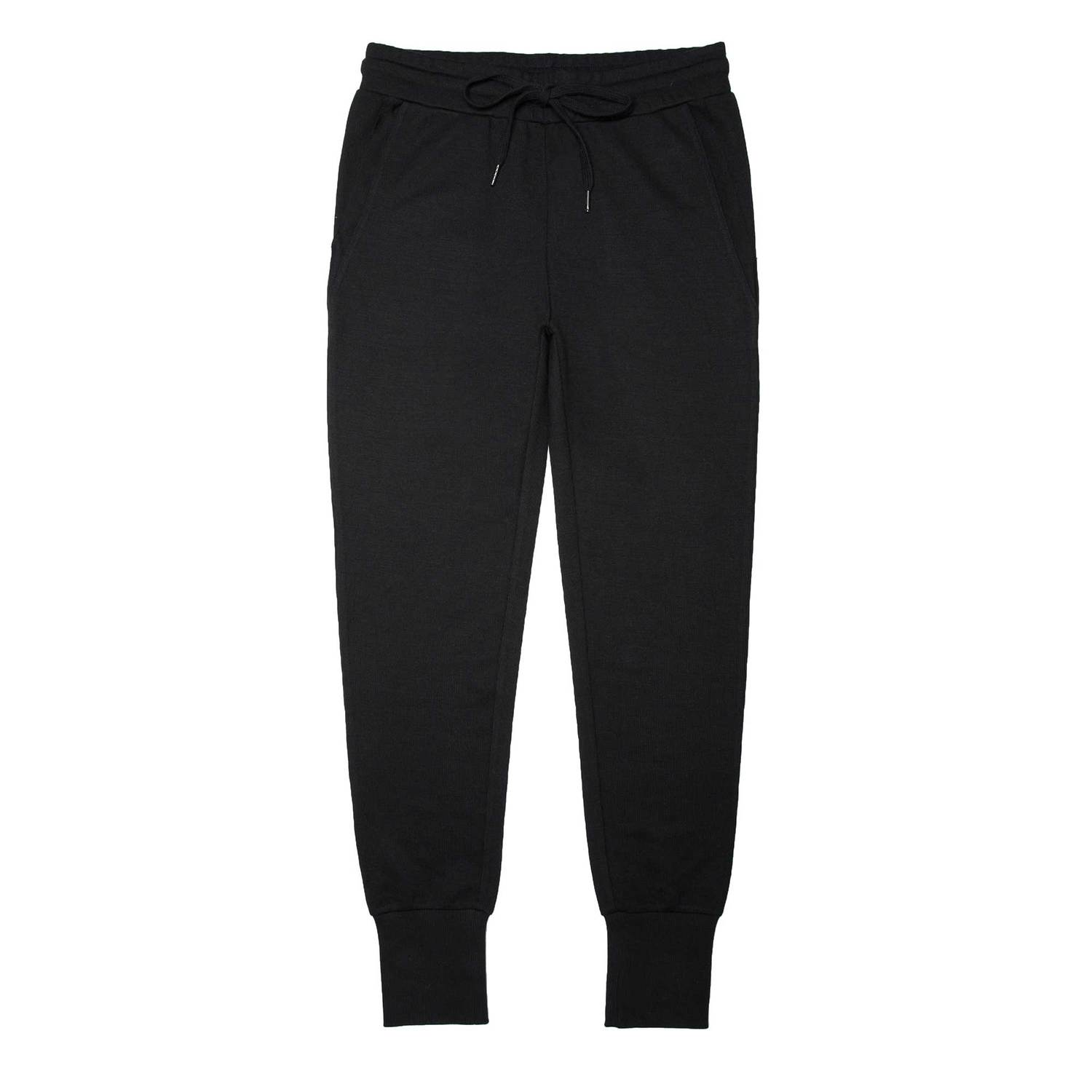 ab2de16d5 Womens Tapered Jogger Pants In Black $85 | DSTLD